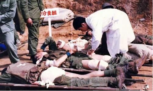 cuộc chiến biên giới việt trung 1979