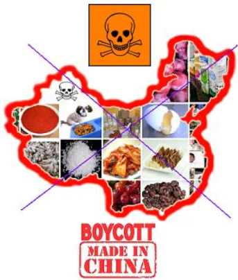 boycott made in china, boycott made in china for a fair trade