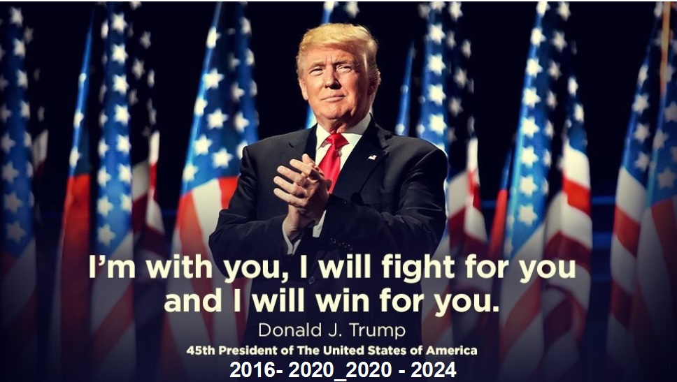 Trúc Lâm Yên Tử | trump fighting for you 2020-2024