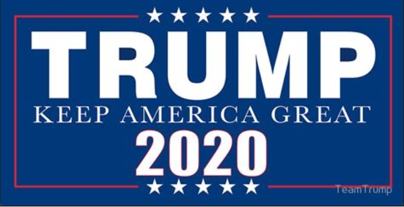 trump re-elect keep america great america